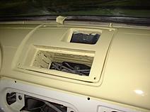 1958 Edsel Pacer Interior