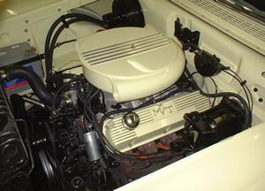 1958 Edsel Pacer Engine